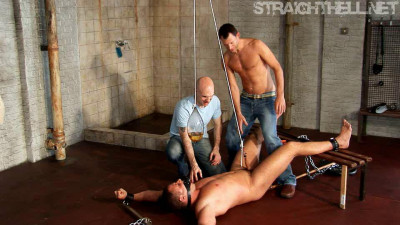 Gay BDSM Straight Hell - Full Collection 2007. 43 - clips.