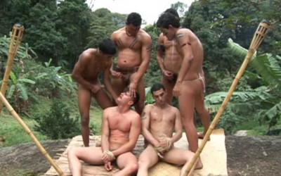 Description Ritual Amazon Orgy