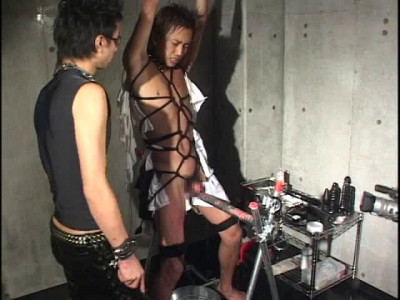 Boys Slavery Training