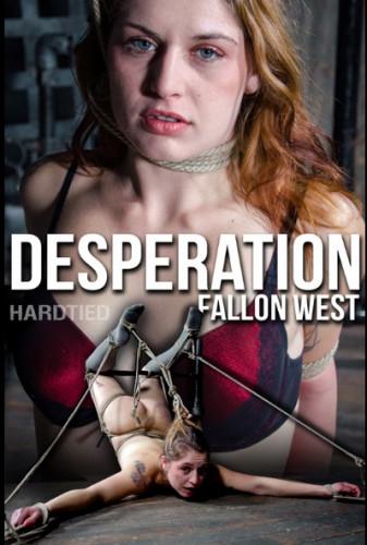 Desperation – Fallon West