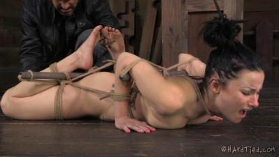 Veruca James The Good Little Slave (2014)