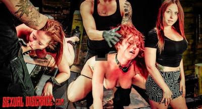 SD – April 30, 2015 – Autumn Kline Loves Bondage, Deepthroat BJ & Rough Sex