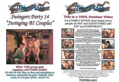 Swingers Party 14: Swinging Bi Couples (good, tiny, teen, mirror)