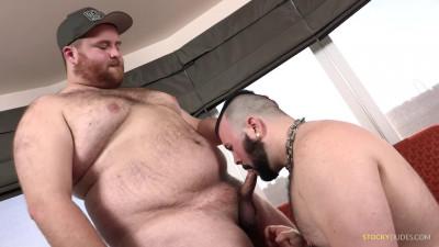 Sexy Sofa Sex Session