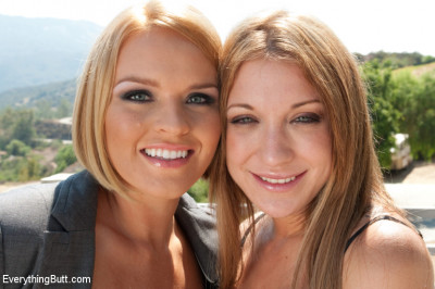 Description Anal Punishment: Amy Brooke and Krissy Lynn