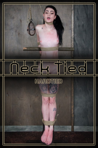 Neck Tied , Lydia Black - HD 720p