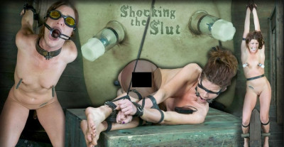 IR – Apr 26, 2013 – Shocking The Slut – Cici Rhodes