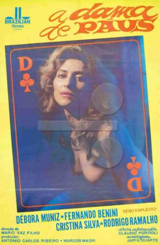 Description Dama De Paus (1989) - Debora Muniz, Andrea Pucci, Cristina Silva