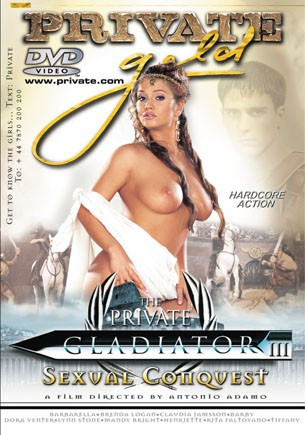 Private – Gold part 56 – Gladiator vol.3 – Sexual Conquest