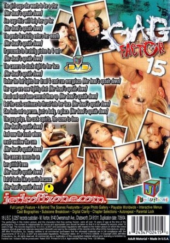 Description Gag Factor #15