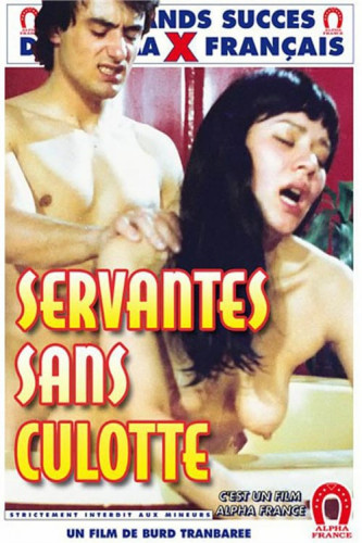 Description Servantes Sans Culotte 1979(Blue One)