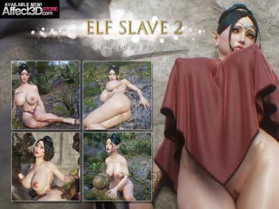 Elf Slave vol 2