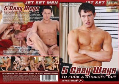 Description 5 Easy Ways To Fuck A Straight Guy