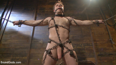 New Dom Pushes his Slave to the Limit