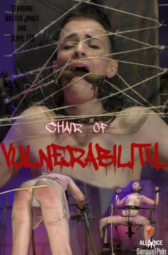 Abigail Annalee - 779 Chair of Vulnerability (2017)