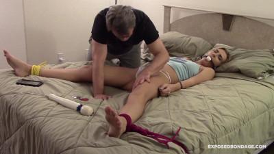 Amanda tate bound orgasm