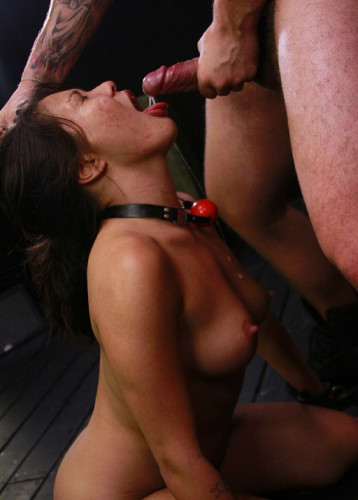 Mena Li Got What She Wanted  More Slave Training
