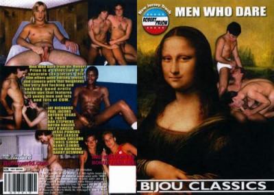 Men Who Dare For Bareback – Barry Desmond , Joey D'Angelo, Tony Larsen (1987)