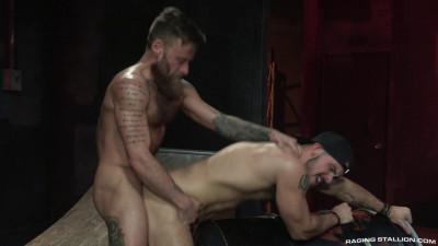 Beards, Bulges and Ballsacks!, Scene 2 Aarin Asker, Hoytt Walker (2017)
