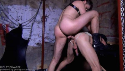 Description YoungBastards - Bound Greg gets exploited and fucked