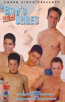 A Boy's Raw Urges - Corey Savage , Cayden Morano , Bailey Bryant