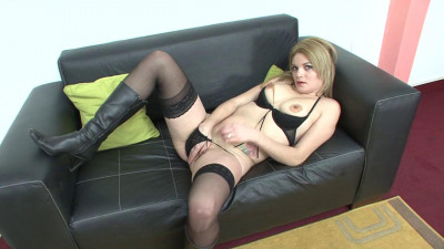Wet hole for tranny