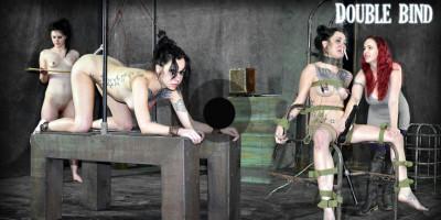 Realtimebondage - May 5, 2012 - Double Bind 3 - Juliette Black