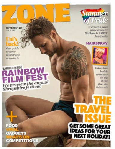 Zone Magazine - Midlands - UK - September 2017
