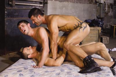 Raging Stallion - Snap Shot - Adam , Landon Conrad and Jayden Grey (1080p)