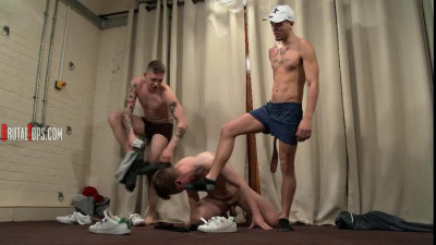 Session 408 : Masters Leo and Aaron