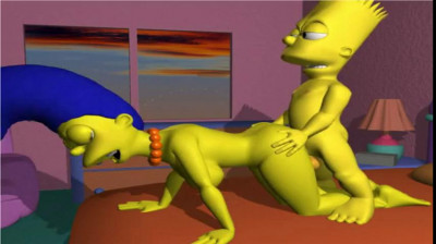 Lustful Simpsons