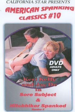 American Spanking Classics 10 – Sore Subject And Hitchhiker Spanked Number 2