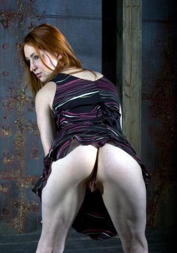 Fuck my redhead ass