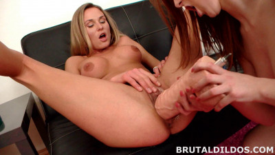 BrutalDildos Linda Sweet And Laura Crystal