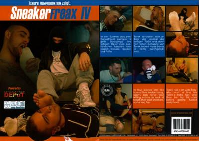 Description Sneaker Freax IV