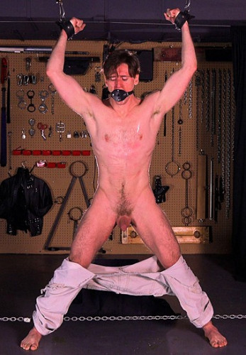 Dreamboy Bondage Dirk Wakefield - Kept Boy Part 1