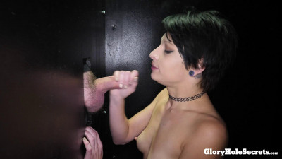 Kodi's First Gloryhole Video