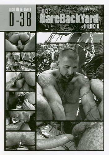 Bruce's Bareback Yard Bareback Vol. 8