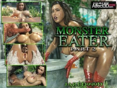 Description Monster Eater Bundle Vol.02