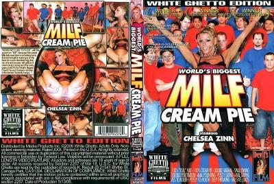 World's Biggest MILF Cream Pie