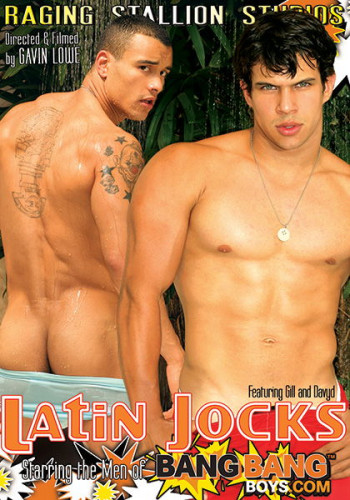 Latin Jocks - Raging Stallion