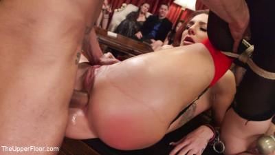 Description Hot Kinky Slave Orgy