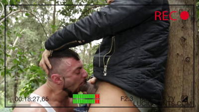 LucioSaints Sex In The Forest Part 2