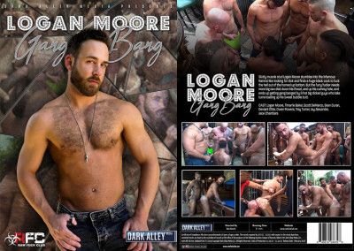 Dark Alley Media – Logan Moore Gang Bang (2018)