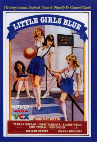 Description Little Girls Blue