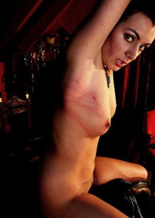 ExtremeWhipping – March 11, 2014 – Western Girl