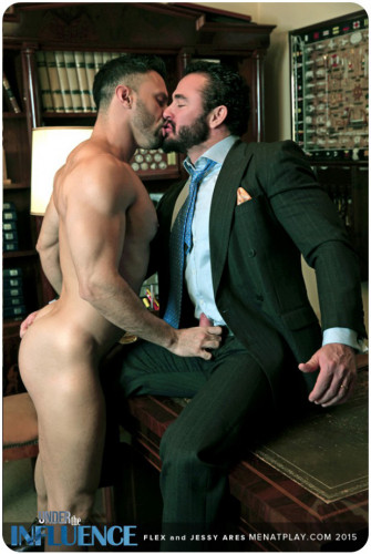 Men at Play - Under The Influence - Flex Xtremmo & Jessy Ares