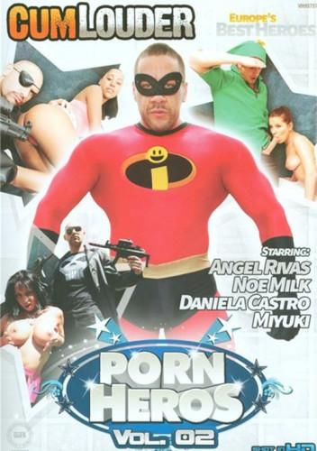Description Porn Heros Vol. 2