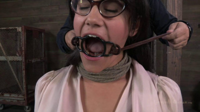 Amazing MILF With Booming Body, Gets Her First Hardcore Bondage Threeway