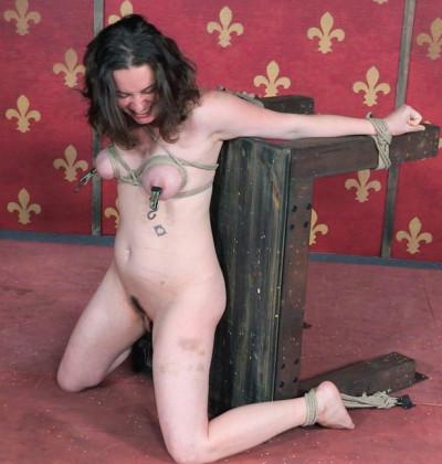 True Bondage Sluts Love Being Beaten (spanking, thin, bondage, fuck)